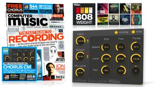 Complete studio course, free VST/AU/AAX chorus effect, Jon Hopkins interview, DnB video session with Heist and more