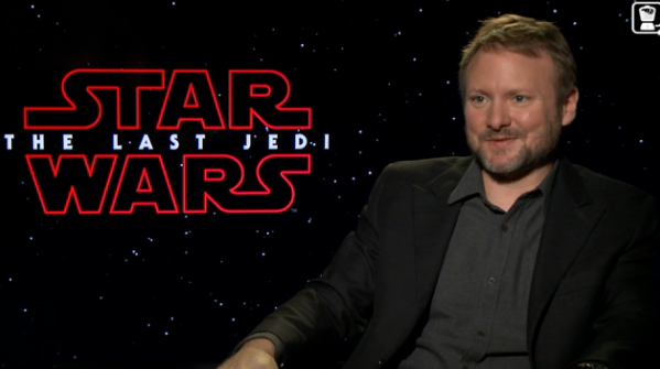 Rian Johnson, Director, Star Wars Episode VIII: The Last Jedi