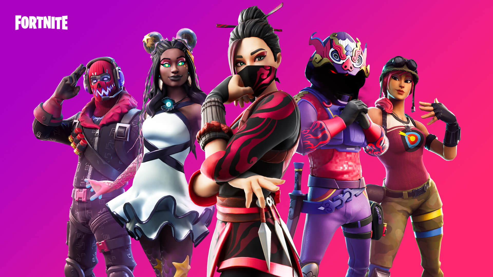 <p>Fortnite skins May 2021: all the skins coming to Fortnite and how to get them thumbnail