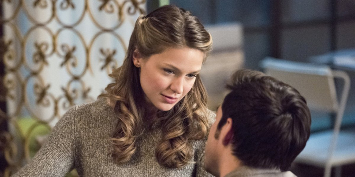 Melissa Benoist Shares Cute Pic Of New Baby, Who Was Apparently Born Before Supergirl Was Cancelled - CinemaBlend