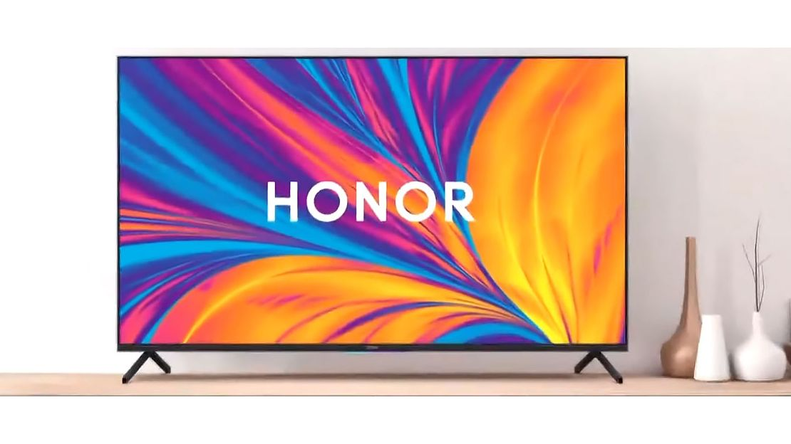 Honor Vision: Huawei's first TV and HarmonyOS device