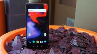 The OnePlus 6 feels grown-up