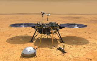No, Mars InSight Won't Be Searching for Alien Life. Here's What It IS Looking For.