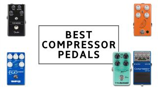 10 best compressor pedals 2021: Tame your tone's dynamics with compression