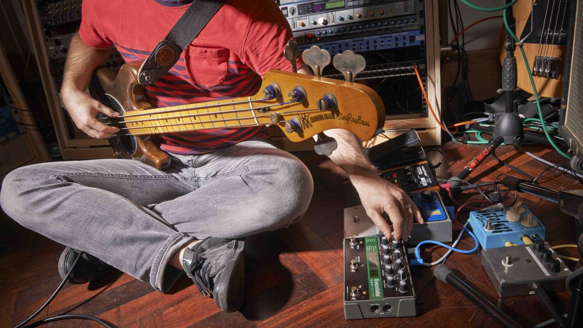 10 classic bass guitar tones - and how to get them