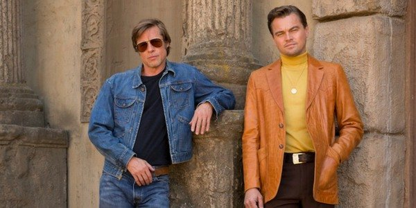 Brad Pitt, Leonardo DiCaprio - Once Upon A Time ... In Hollywood