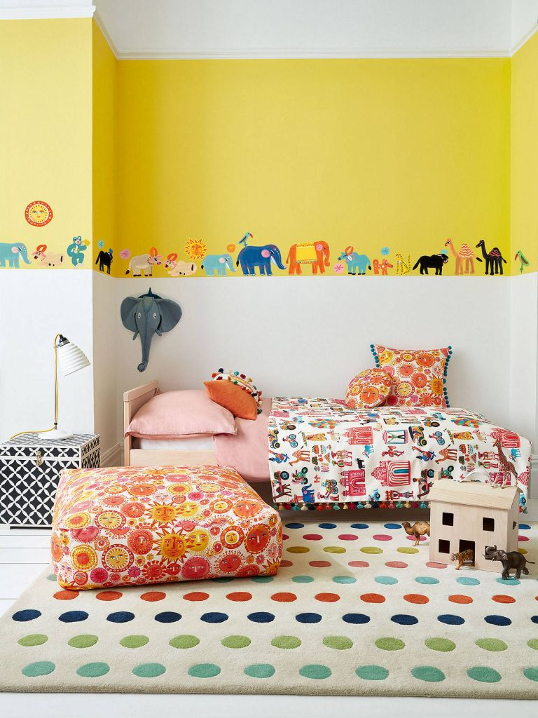 28 Kids Bedroom Ideas And Decor Tips For A Fun Creative Space Real Homes