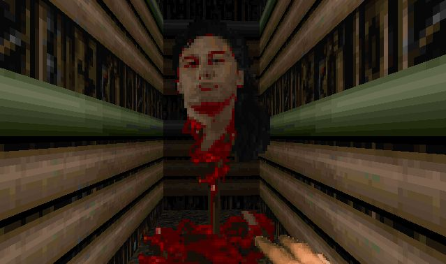 Own a statue of John Romero's head on a spike with the Sigil collector's edition