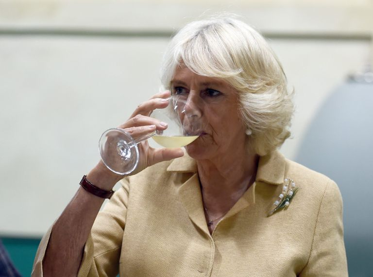Prince Charles duchess of cornwall gin