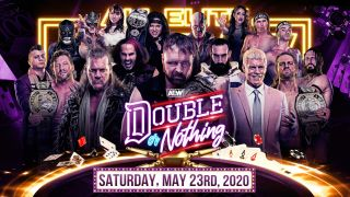 AEW Double or Nothing 2020 live stream
