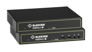 Black Box is expanding its Emerald Unified KVM platform with the release of Emerald PE IP-based KVM extenders.