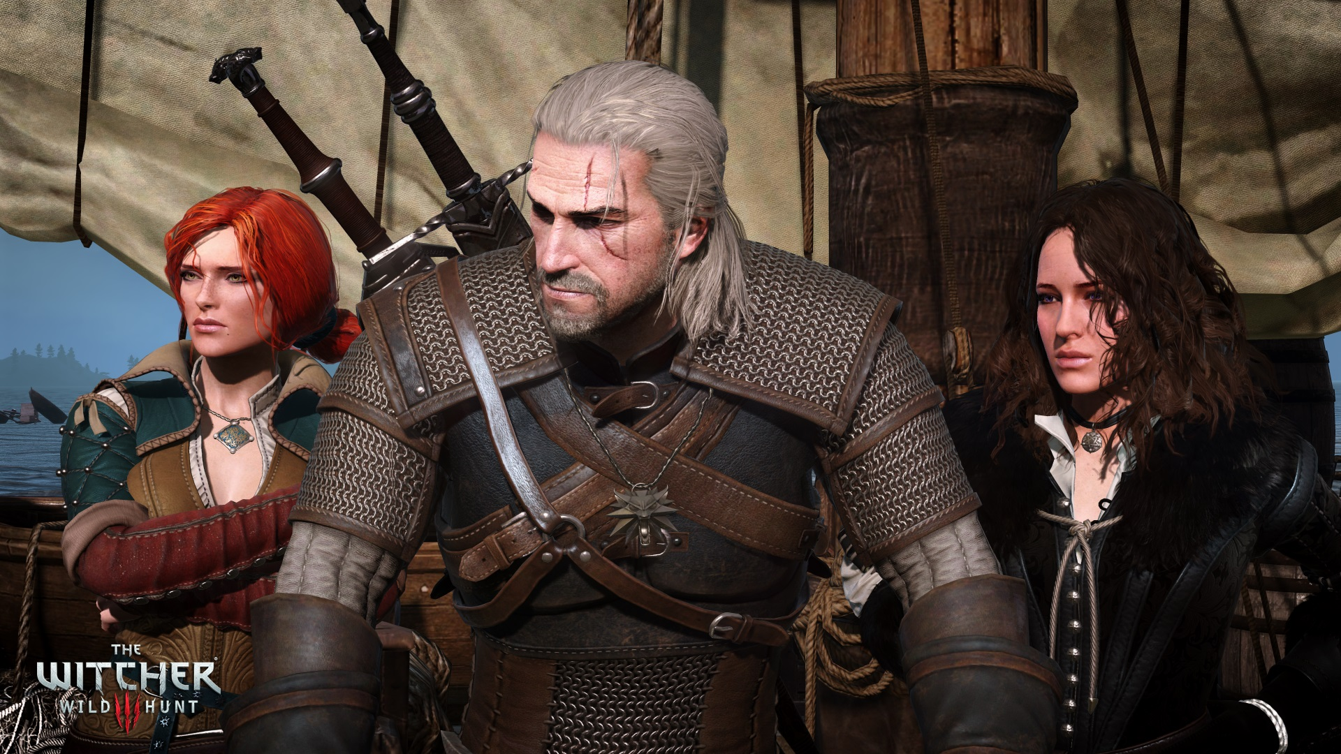 Witcher 3 mod lets you play as Triss, Yennifer, Ciri, or