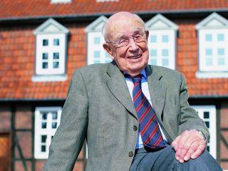 Prof Sennheiser - a true creator