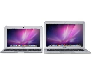 Take your pick from 11 and 13 inch MacBook Air models