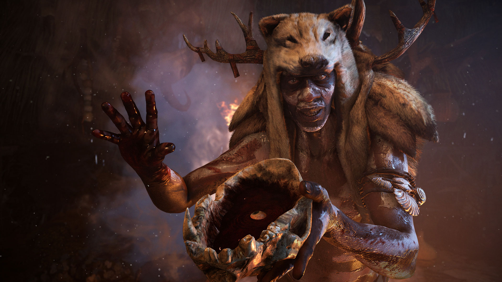 Far Cry Primal S Esrb Rating Promises Torture Mutilation And Sex Pc Gamer