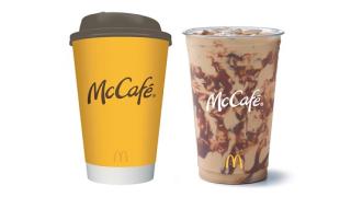 McCafe branding