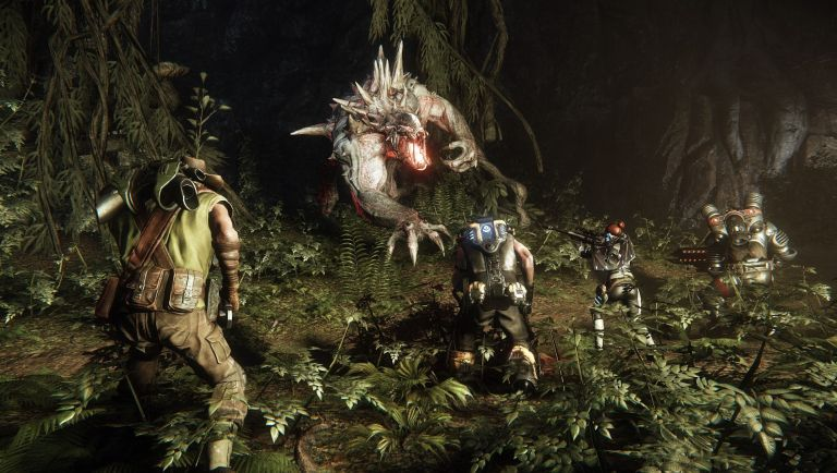 Monster-hunting multiplayer romp Evolve goes free-to-play on PC (with consoles to follow later)