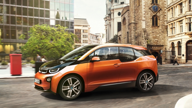 Bmw I3 Ev Launches With Iphone And Android I Remote App T3