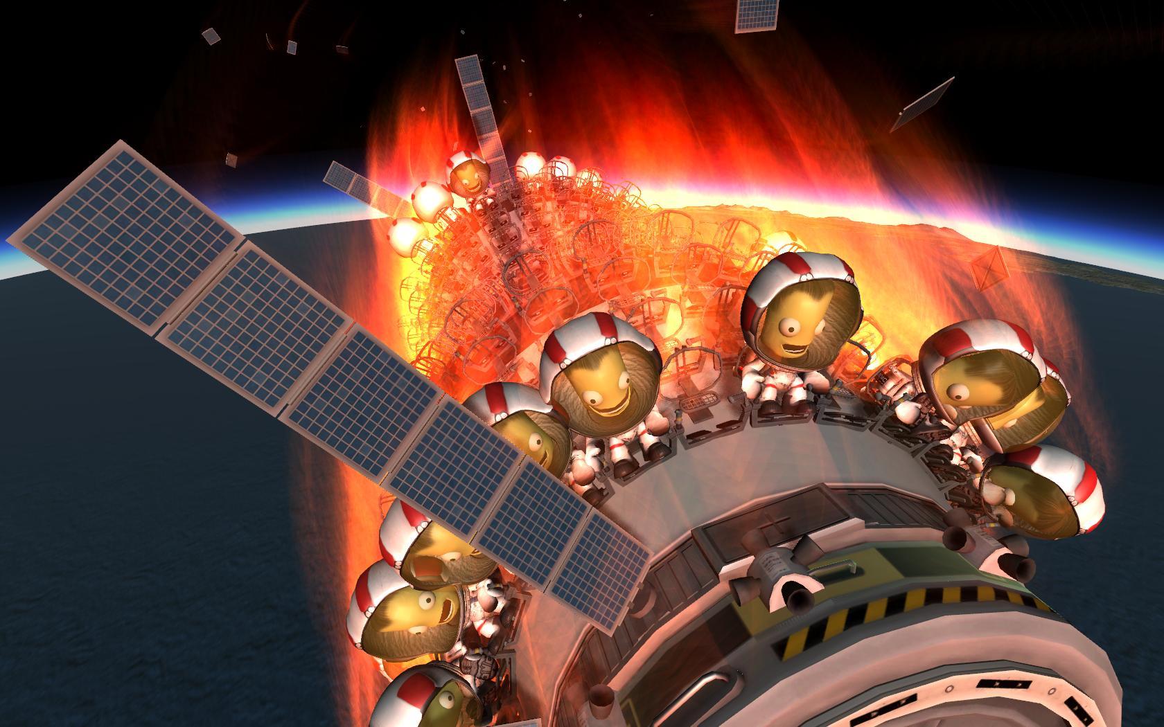 Best PC games: Kerbal Space Program