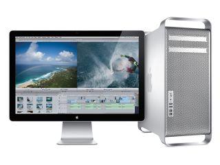 The Mac Pro is now powered by Intel s Nehalem Xeon processor