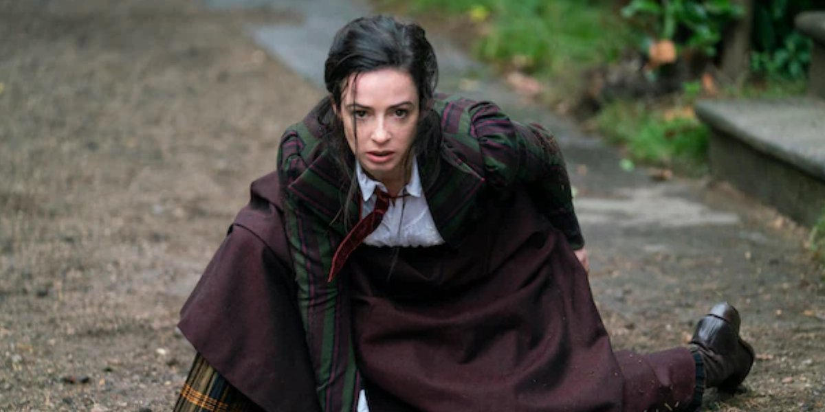 Laura Donnelly as Amalia True on The Nevers