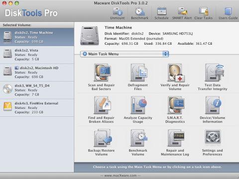 Macware DiskTools Pro
