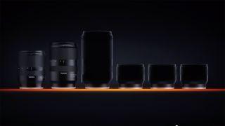 Tamron lenses for full-frame mirrorless cameras