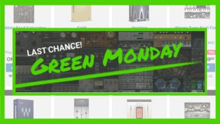 Celebrate Green Monday with an extra $10 off your plugins order at Waves