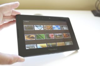 BlackBerry PlayBook - in shops now