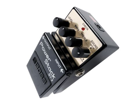 This is a pedal for expressive players.