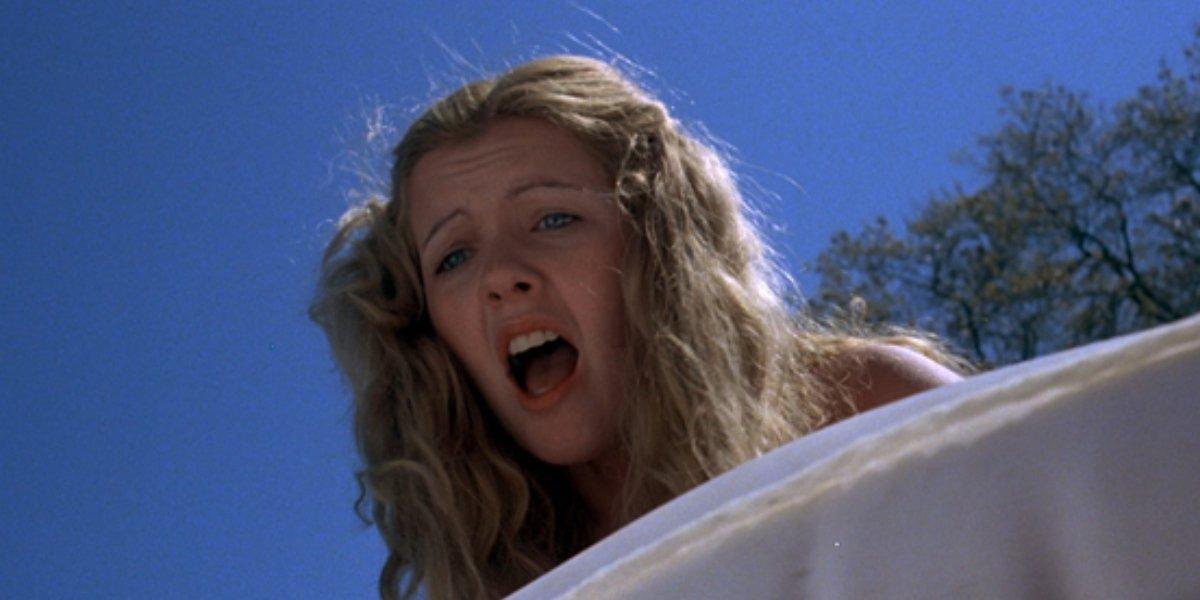 Melody Thomas Scott in Piranha