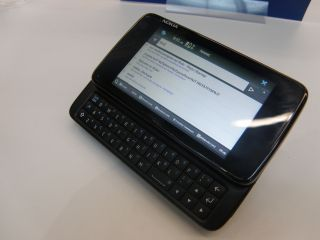 Nokia with Firefox Mobile