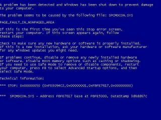 How to repair a malware damaged PC