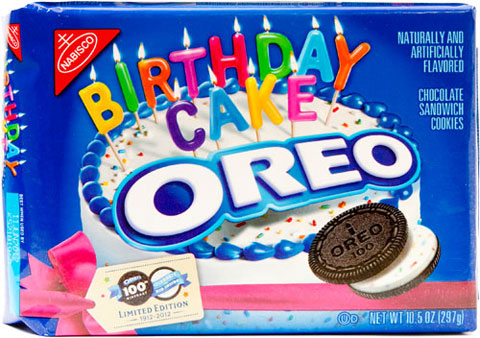 Oreos Turn 100 Today Celebrate With New Cookie