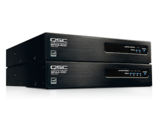QSC Expands SPA Series Amplifier Offerings