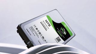 Seagate 10TB BarraCuda hard drive