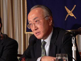 IEA's Nobuo Tanaka