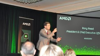 AMD CEO Rory Read