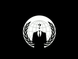 Anonymous - butting heads with the Turkish authorities