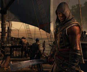 Play as first-mate-turned-assassin Adewale in Assassin's Creed 4 season pass