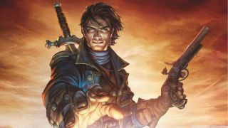 Fable 3 Artwork wallpaper 1366x768
