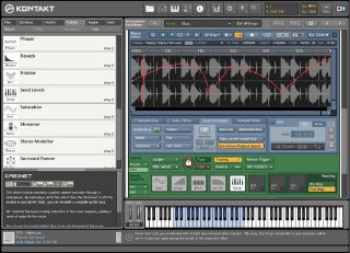 NI's Kontakt 3 is one of the best software samplers around