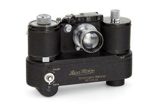 Leica 250 Reporter GG with a Leica-Motor MOOEV