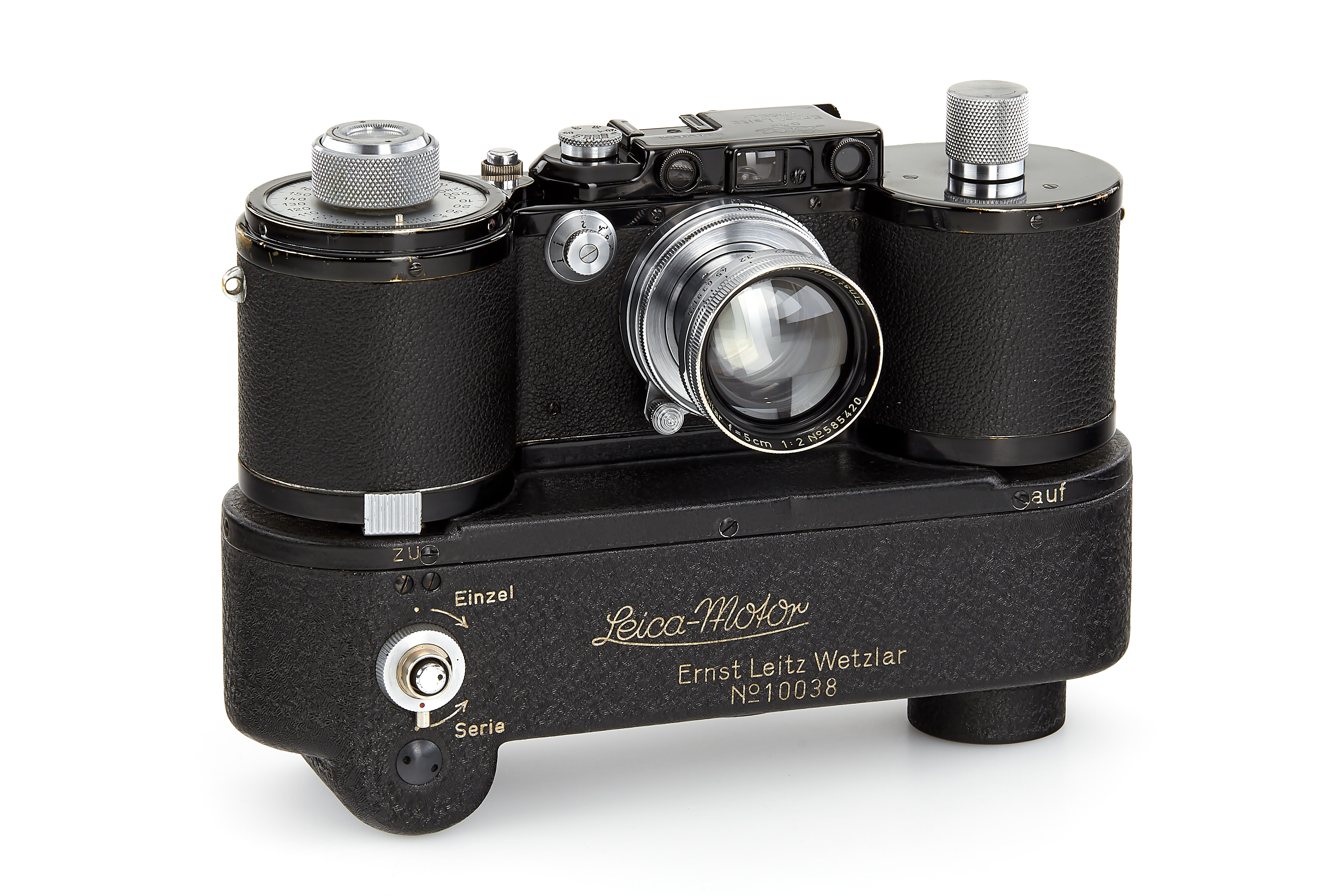 $400,000 Leica goes under the hammer