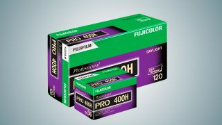 Fujifilm discontinued film