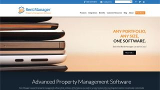 RentManager - Flexible property management software