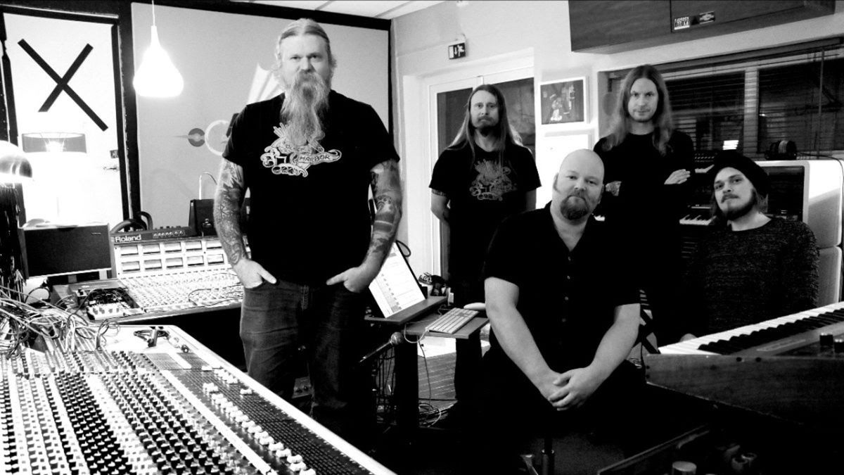 Enslaved enter studio for album no.15