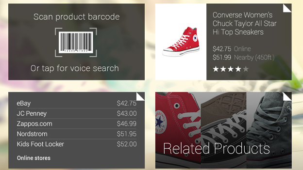 eBay barcode scanner app brings stealth price checking to