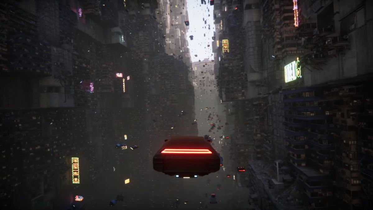 Unity's impressive Megacity tech demo is available now
