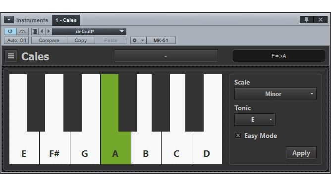 free vst plugin maps musical scales to your midi keyboard musicradar. Black Bedroom Furniture Sets. Home Design Ideas
